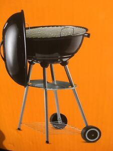 Charcoal grill, never opened