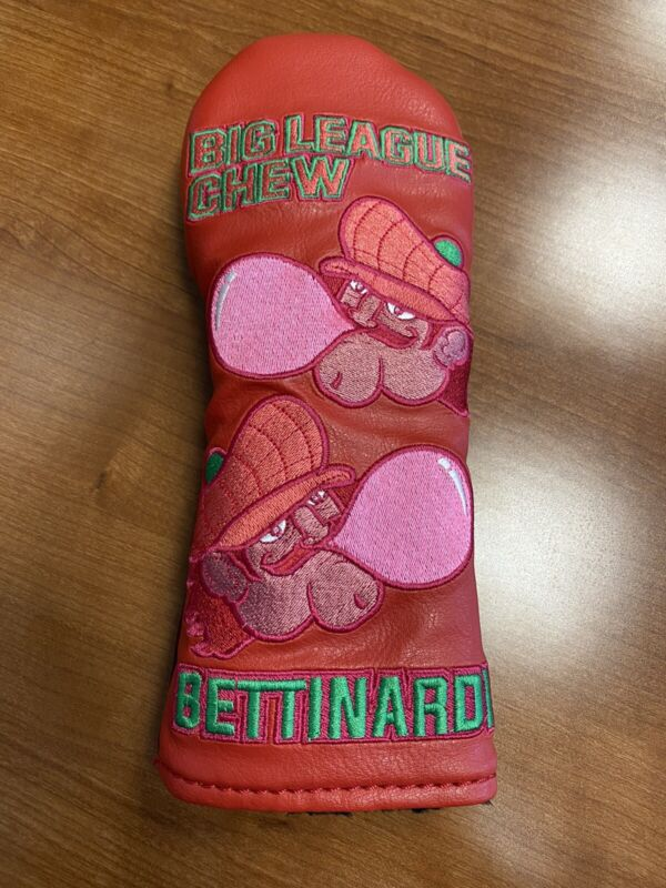 NEW Bettinardi Tour Big League Chew Hybrid Golf Head Cover