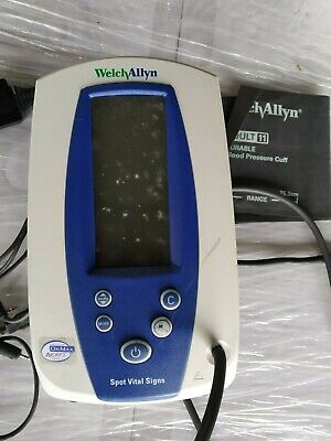 Welch Allyn 420 Series Spot Vital Signs Monitor 42ntb