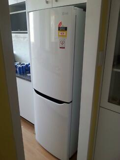 LG Fridge/Freezer 306Lt in brand new condition Caringbah Sutherland Area Preview