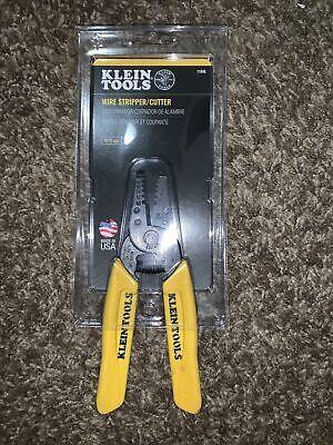 Klein Tools 11045 Wire Strippercutter- Brand New