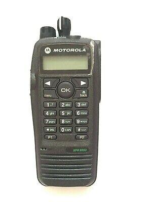 Xpr6550 Vhf With Motorola Oem Antenna