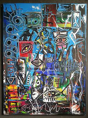Mit Zertifikat! XXL Bild abstrakt Acryl Bilder modern Kunst Original Wandbild