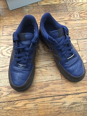 Men's Nike Air Force 1 Low (Barkley) Size 8 [Pre-Owned] [No box] [317295-241]