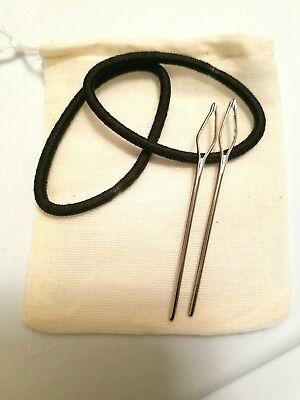 Dreadloc Interlocking Tool For Hair Maintenance  Set Of 2