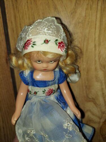 Haunted Doll- Spirit Doll- Alina- Little PYSCHOTIC Dutch Girl- Paranormal - $25.00