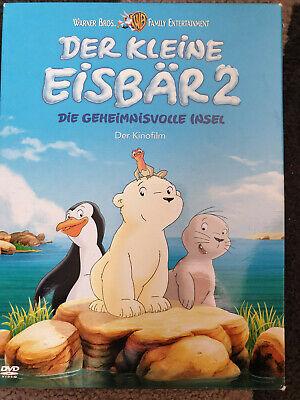 DVD Der Kleine Eisbär Lars 2 Der Kinofilm Die geheimnisvolle Insel (Eis Filme)
