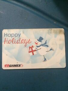 $10 Eb Games gift card