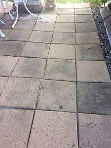 GARDEN PAVERS - SAND COLOUR 120 Bahrs Scrub Logan Area Preview