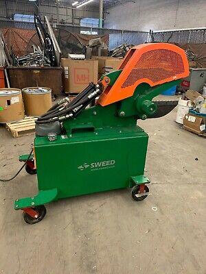 16 Sweed Hydraulic Alligator Shear