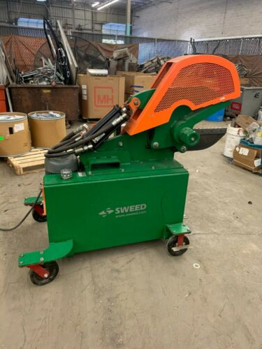 "16"" Sweed Hydraulic Alligator Shear"