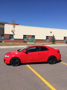 *Price reduced* 2010 Kia Forte koup sx fully loaded