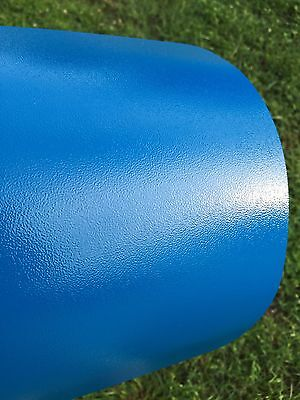 Signal Blue Text Powder Coat Paint - New 1lb