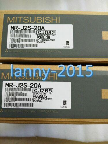 1pc New Mitsubishi Servo Drive Mr-j2s-20a