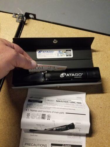 ATAGO Master Refractometer