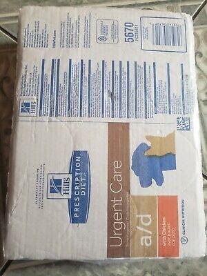 Hill's Prescription Diet a/d K9/Fel Critical Care 24 5.5 oz exp 8/2020 or (Best Diet Cat Food)