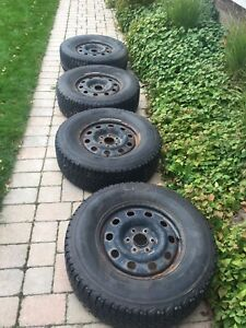 Chevy Traverse/GMC Acadia Snow tires