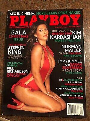 playboy 2007 all 12 Kim Kardashian Pam Anderson Garcelle Beauvais Ashley Massaro