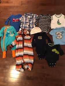 Size 6 month baby lot