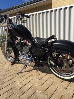 2013 Harley Davidson 72 Sportster Morley Bayswater Area Preview