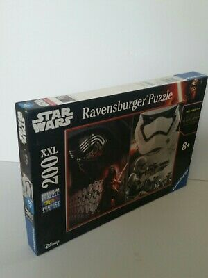 Ravensburger Star Wars the Force Awakens Jigsaw Puzzle XXL 200 pieces Disney