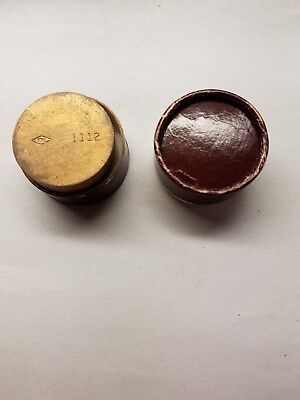 Nist Standard Reference Material 1112 Gilding Metal