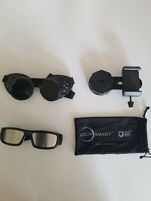 Eclipsmart Deluxe 3 Piece Sun Observing And Imaging