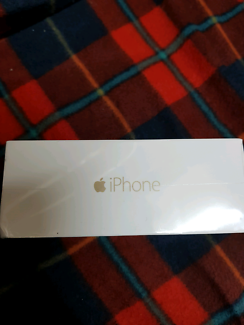 iPhone 6 32gb Gold brand new!