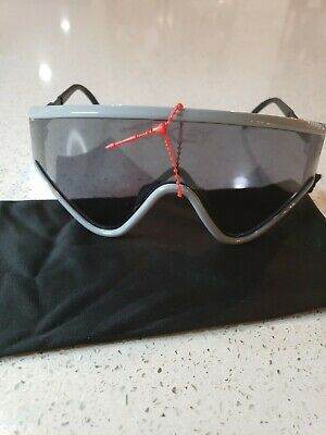 Oakley Eyeshade Heritage Collection Cycling Sunglasses Fog Grey