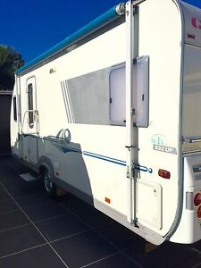 Adria Adiva 532UP Caravan Labrador Gold Coast City Preview