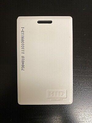 Hid 1326 Proxcard Ii Clamshell Proximity Access Card
