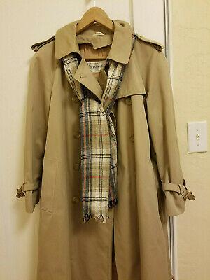Evan Picone Classic Women's Trench Coat Classic Womens Trench Coat