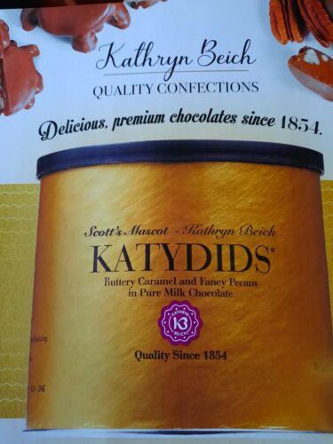 Katydids Candy Original Chocolate Covered Pecan Turtles