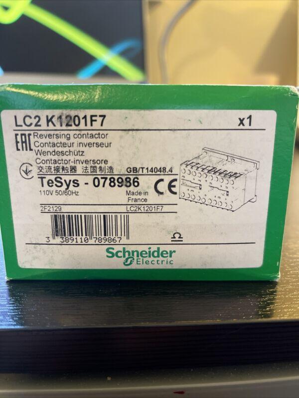 LC2K1201F7. SCHNEIDER. NEW