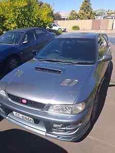 Subaru WRX STI Old Reynella Morphett Vale Area Preview