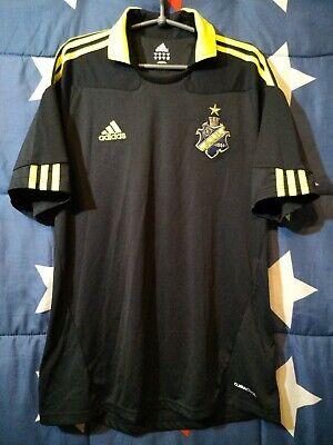 SIZE M AIK Stockholm 2010 Home Football Shirt Jersey image