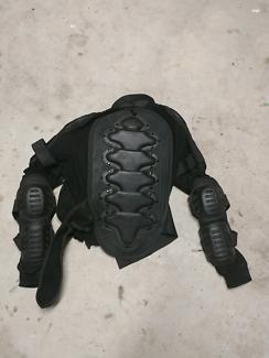 Size small motorbike / motocross body armor