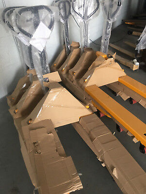 New Warehouse Pallet Jack 5500lbs Capacity
