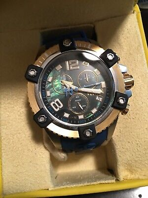 Mens Invicta 20849 Reserve Limited Edition Mother of Pearl Watch #005/880