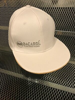 BACARDI FLAVORED RUMS ~ NEW ~ Strap Back Embroidered Hat Cap Golf