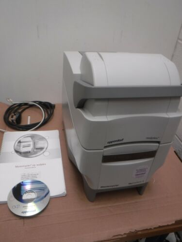 Eppendorf realplex 4 qPCR Real Time Cycler 96-Well 4 Color incl