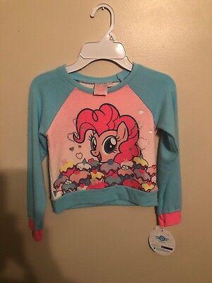 My Little Pony Pinkie Pie Sweatshirt Super Soft NWTS Size 6](Super Pinkie Pie)