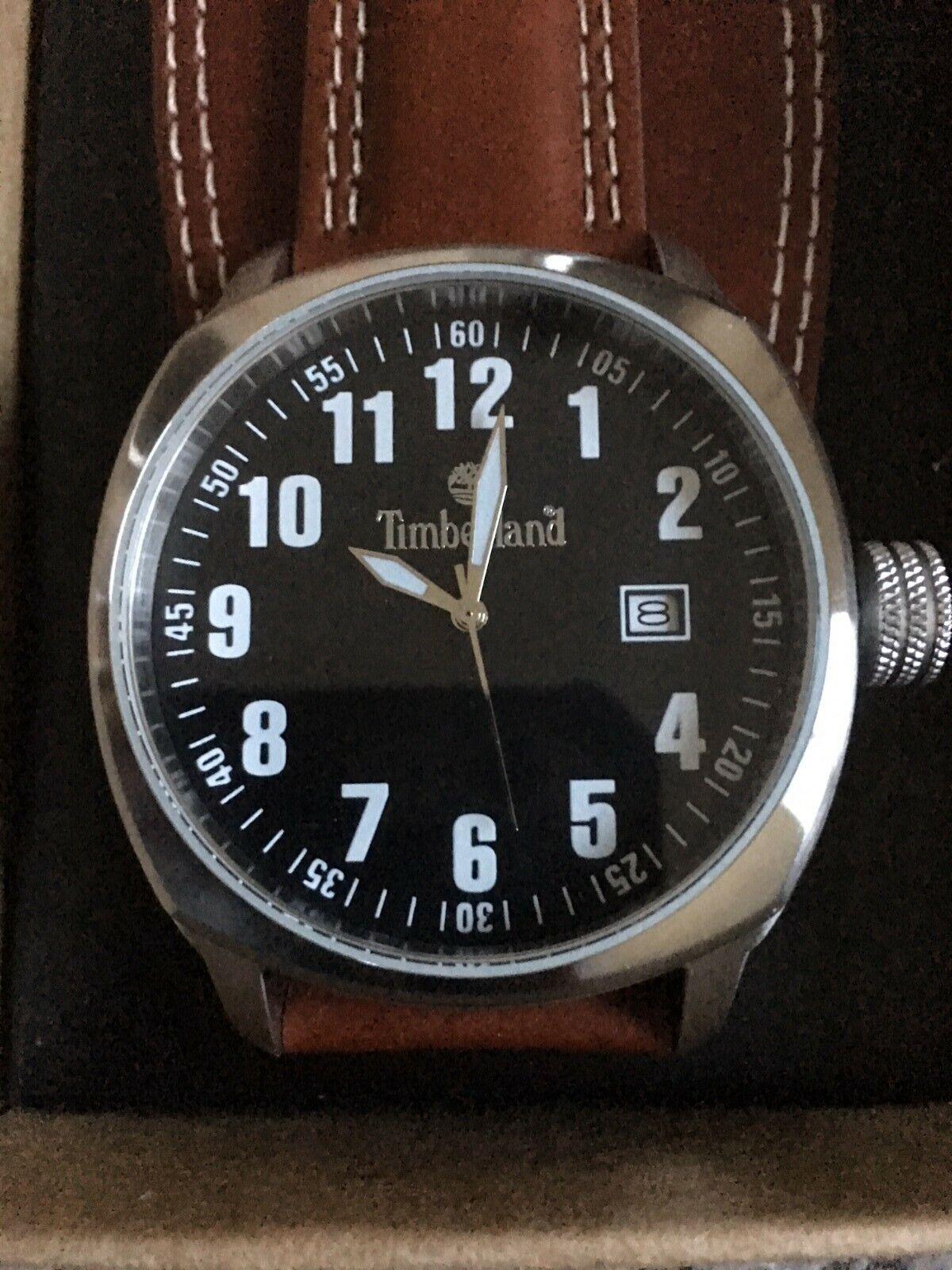Timberland QT7112103 Watch Brand New - $89.00