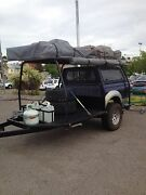 Custom off-road camping trailer Healesville Yarra Ranges Preview