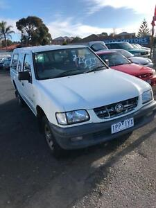 2002 Rodeo xtra cab auto Oakleigh East Monash Area Preview