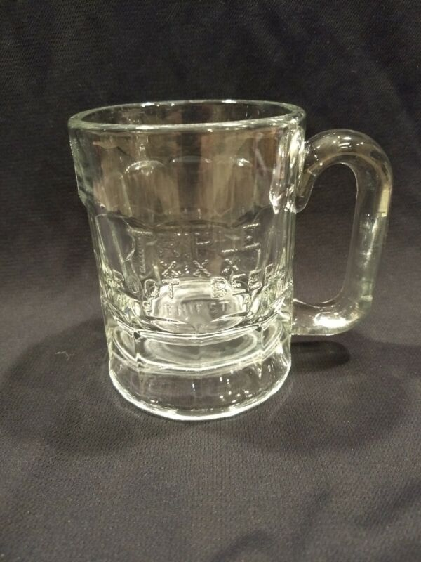 Triple XXX Root Beer Glass Mug Child Size
