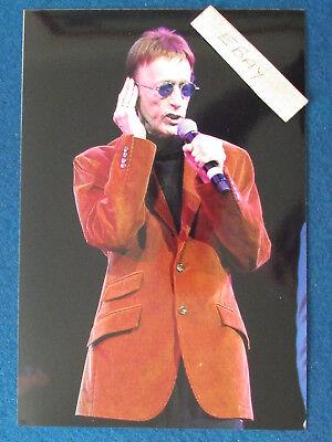 "Bee Gees - Robin Gibb - 9""x6"" Photo - B - See Description"