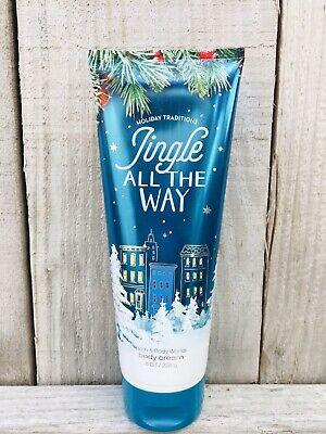 Bath & Body Works Jingle All The Way Body Cream - 8 oz