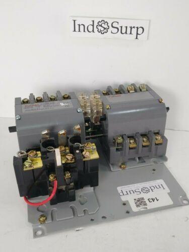 Furnas Nema Size 0 Contactors 18 Amps 600 Volt 110-120 Coil Volt 60/50 Hz