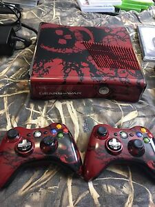 Gears of War Xbox 360 slim